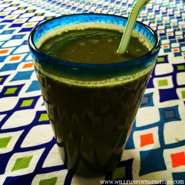 kale, green smoothie