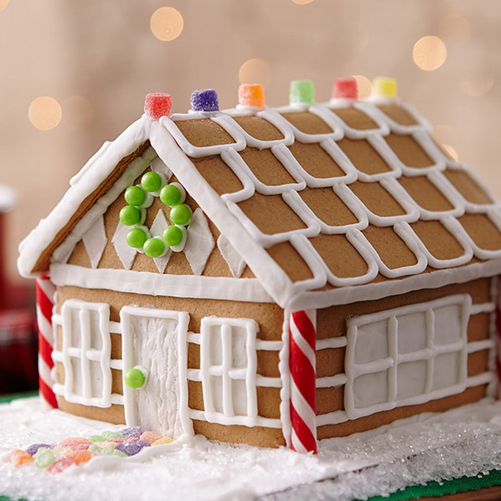 Whole Foods Arlington // Gingerbread Making Event